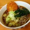 高幡そば - 料理写真:2017年8月再訪問