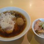らーめん芝浜 - 料理