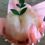 ジャンルプラン - 桃丸ごと。。ケーキ