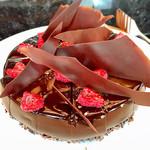 ザ・レストラン by アマン - チョコレートムース@濃厚で艶のある味