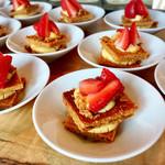 ザ・レストラン by アマン - ミルフィーユ@MVP。上質なパイと濃厚なカスタードクリーム