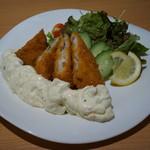 もがみ - 白身魚タルタルソース