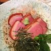 鴨屋 そば香 - 料理写真:冷やし鴨南蛮