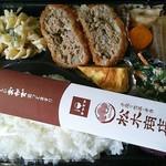松木商店 - 日替わりメンチカツ弁当♪