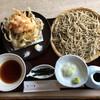 武柳庵 - 料理写真:海老かきあげせいろ