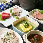 九 - 料理写真:フルコース