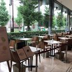 Cafe 椿 - 店内✨
