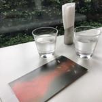 Cafe 椿 - パンフレット✨