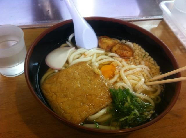 グル麺 新大阪下り - なにわ満腹うどん