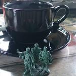 昭和ジャズ喫茶 2CV - ドリンク写真:バリコーヒー350円