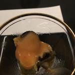 和匠よし乃 - 希少 姫サザエ、とこぶし 海胆酢味噌和え