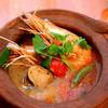 タイランド酒場EN - 料理写真:トムヤムクン