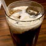 魚酒場ピン - 食後のアイスコーヒー