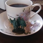 ドルチェカフェ - ホットコーヒー400円