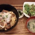 ふじ田 - 稚内丼A(1,130円)