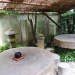 松燈庵 - 庭園