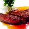 青天 みつはし - 料理写真:広東式ステーキ