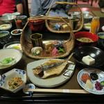 海石榴 - 朝食