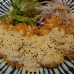 マルタケ鶏店 - 鶏南蛮