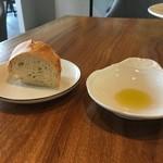 Fleur - サルバーニョとパン