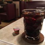 ニット - アイスコーヒー 450円