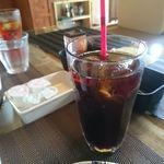 ラヴィング カフェ - アイスコーヒー