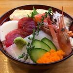 寿司けん - 海鮮丼1430円
