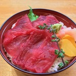 寿司けん - 鉄火丼1800円