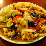 中華料理 普門 - オリジナルソースで食べる酢豚が絶品です