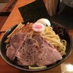 古川屋台 ソウヅ - 料理写真:つけ麺 中盛り380g