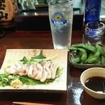 串太郎 - 鶏たたきセット