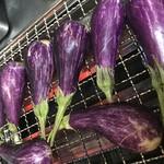 バルタン - 鎌倉野菜をグリルで焼きます
