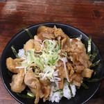 71653380 - ミニ焼き肉丼は美味しかった('17/08/17)