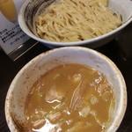 づゅる麺池田 - 塩つけ麺2017.7.23