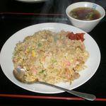 あさひ食堂 - 料理写真:チャーハン 700円