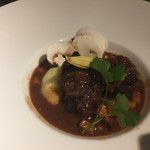 MARUMOREOCAFEDINING - 牛ホホ赤ワイン煮