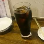 高松一敷居の低いソムリエのお店 ガブマル食堂 - アイスコーヒー