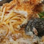 ひまわり食堂 - チキンカツ&胡椒盛り