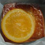 ベーカリーマキマキ - オレンジデニッシュ