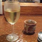韓花 - 白ワイン