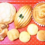 ラセントレ 中央ベーカリー - 料理写真: