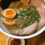 麺屋 はし本 - 料理写真:辛味特製らぁ麺