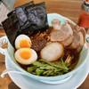 徳川町 如水 - 料理写真:さんま香る冷やしラーメン