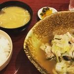 旬菜 おきざ和 - 本日の日替は…?