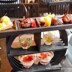ザ・カフェ by アマン - foret desserts