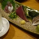 ばりき屋 - 日本酒を合わせたい♡任せてみるのが吉!
