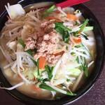 湘南タンメン - 鶏白湯タンメン