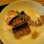 71666847 - 燻製された秋刀魚