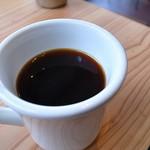 コーヒーボーイ - ドリンク写真:No.178 CBブレンド ビターショコラ(エアロプレス)