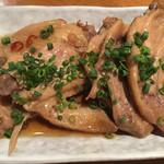 熔岩石焼 酉鳥 - 箸でも食べられるやわらか手羽
